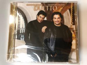 Marcelo Álvarez & Salvatore Licitra – Duetto / Sony Classical Audio CD / SK 87957