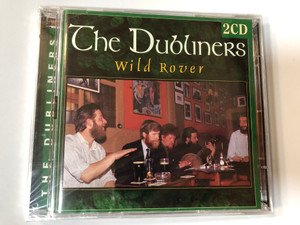The Dubliners ‎– Wild Rover / Double Classics ‎2x Audio CD 1998 / DC 31011