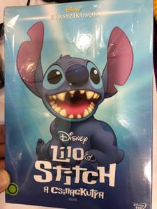 Lilo & Stitch DVD 2002 Lilo és Stitch - A csillagkutya / Directed by Michael LaBash, Tony Leondis / Starring: Chris Sanders, Dakota Fanning, Tia Carrere, Kevin McDonald (5996514048131)