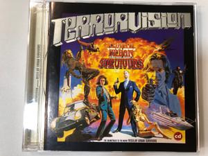 Terrorvision – Regular Urban Survivors / The Soundtrack To The Movie Regular Urban Survivors / EMI Audio CD 1996 / 724383762620