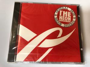 The Neon Judgement – General Pain & Major Disease / Play It Again Sam Records Audio CD / BIAS 113 CD