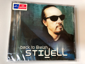 Back To Breizh - Alan Stivell / Keltia III Audio CD 2000 / FDM 36223 - 2