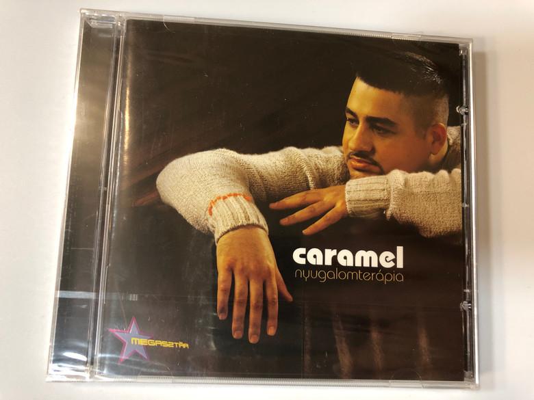 Caramel – Nyugalomterápia / Tom-Tom Records Audio CD 2005 / TTCD-79