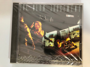 The Neon Judgement – The Insult / Play It Again Sam Records Audio CD / BIAS 175 CD