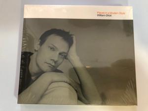 Pieces In A Modern Style - William Ørbit / WEA Records Audio CD 2000 / 3984289572