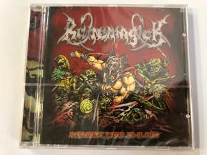 Runemagick – Resurrection In Blood / Century Media Audio CD 2000 / 77307-2