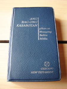 Cebuano New Testament / Catholic Aproved / Pocket Edition Cebuano NT CPV 252I