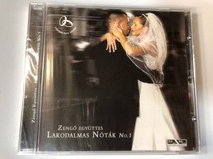 Zengő Együttes audio CD 2005 Lakodalmas Nóták No.1 / Ez a kislány, Holdvilágos éjszaka, Szombat este kimentem / Arena Holding Ltd / 28 Hungarian wedding songs (4011222234117)