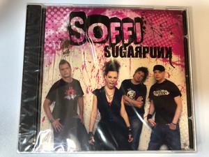 Soffi - SugarPunk / EMI Audio CD 2008 / Freakshow, Why Bother, Fame, Shine Your light (5099923750128)