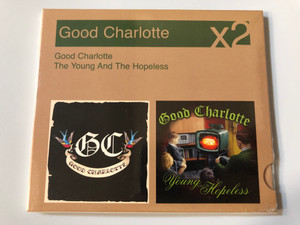 Good Charlotte – Good Charlotte, The Young And The Hopeless / Sony BMG Music Entertainment 2x Audio CD 2007 / 88697145202