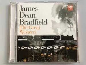 James Dean Bradfield – The Great Western / Sony BMG Music Entertainment Audio CD 2006 / 82876857272