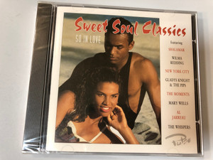 Sweet Soul Classics - So In Love / Featuring: Shalamar, Wilma Reading, New York City, Gladys Knight And The Pips, The Moments, Mary Wells, Al Jarreau, The Whispers / Pulse Audio CD 1996 / PLSCD 116 (5016073711625)