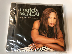 Lutricia McNeal – Whatcha Been Doing / Record Express Audio CD / REC 255111-2