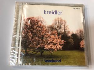 Kreidler – Weekend / Kiff SM Audio CD / kiff 004 cd