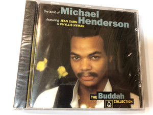 The Best Of Michael Henderson / Featuring Jean Carn & Phyllis Hyman / The Buddah Collection / Sequel Records Audio CD / NEX CD 117