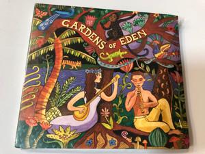 Gardens Of Eden / Putumayo World Music Audio CD 2001 / PUT186-2