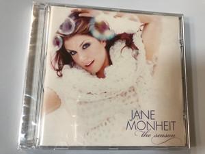 Jane Monheit – The Season / Sony BMG Music Entertainment Audio CD 2005 / 82876 74120 2
