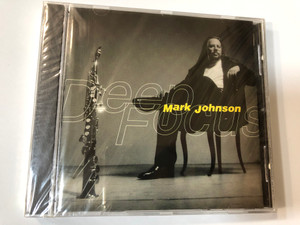 Mark Johnson – Deep Focus / JVC Audio CD 1996 / JVC-2058-2