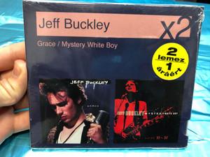 Jeff Buckley – Grace, Mystery White Boy / Sony BMG Music Entertainment (UK) Ltd. 2x Audio CD 2007 / 886971497229