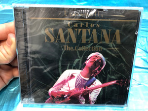 Essentially / Carlos Santana - The Collection / Daydream Records 2x Audio CD 2008 / DD 0223