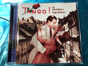 Tango! with Alfred Hause's Tango Orchestra / Quality Entertainment / QSV 003 / Quality Entertainment Distribution Audio CD 1996 (5030240012124)