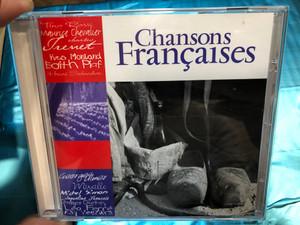 Chansons Françaises - Volume 5 - CD 1 / Maurice Chevalier, Berthe Sylva, Edith Piaf, Henri Salvador, Leo, Tino Rossi, Lucienne Delyle, Jean Sablon, Ray Ventura / Weton-Wesgram Audio CD 2001 / KBOX3281A