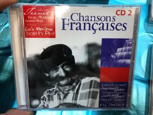 Chansons Françaises - Volume 5 - CD 2 / Maurice Chevalier, Berthe Sylva, Edith Piaf, Henri Salvador, Leo, Tino Rossi, Lucienne Delyle, Jean Sablon, Ray Ventura / Weton-Wesgram Audio CD 2001 / KBOX3281B