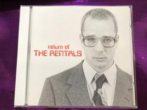 Return Of The Rentals / Maverick Audio CD 1995 / 9362-46093-2
