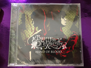 Bullet For My Valentine – Hand Of Blood / Sony BMG Music Entertainment Audio CD 2005 / 82876 71429 2