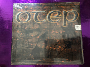 Otep – Jihad / Capitol Records Audio CD 2001 / 724353691127