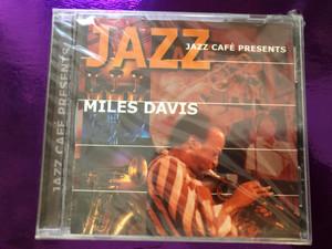 Jazz Café Presents - Miles Davis / Galaxy Audio CD 2001 / 3899932