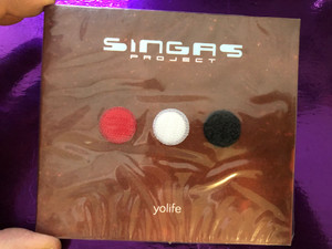 Singas Project – Yolife / Chameleon Records Audio CD / CAM15