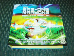 Tagalog Audio New Testament on CD / Ang Bag-ong Maayong Balita Biblia