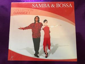 Samba & Bossa - Collection Dansez! / Wagram Music Audio CD + DVD CD 2009 / WAG 737