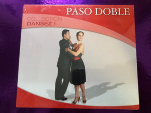 Paso Doble - Collection Dansez! / Wagram Music Audio CD + DVD 2008 / WAG 737