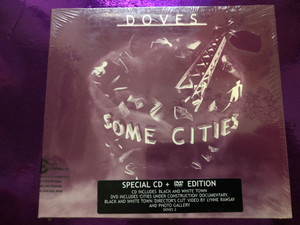Doves – Some Cities / Special CD + DVD Edition / CD includes Black And White Town, DVD includes 'Cities Under Construction' Documentary, Black And White Town 'Directors Cut' Video / EMI Audio CD + DVD CD 2005 / 724386085504