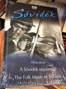 A Sóvidék népzenéje Book + DVD The Folk Music of Sóvidék by Pávai István / Hagyományok Háza / Hardcover (9789637363870)