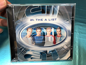 A1 - The A List / Take on me, no more, nothing but trouble, living the dream / Sony Music Audio CD 2000 / Columbia (5099750119525)
