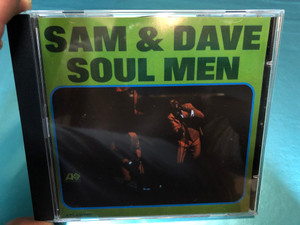 Sam & Dave - Soul men / Rhino Audio CD Atlantic Recording Corp 1967 / May i Baby, Let it be me, Don't Knock it, Rich kind of Poverty (081227029623)