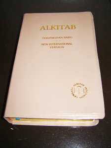 ALKITAB Indonesian Formal Translation / English New International Version / Indonesian - English Bilingual Bible