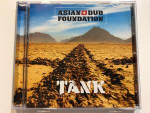 Asian Dub Foundation – Tank / Labels Audio CD 2005 / 724356379503
