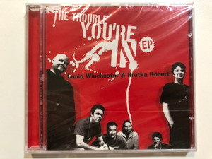 The Trouble You're In EP - Jamie Winchester & Hrutka Róbert / Last One Out Records Audio CD 2007 / LOOCD05