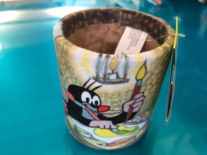 Krtek - Pencil holder Mole / Stoy.na tužky Krtek, maluje / Stifthalter Maulwurf, malt / 35931B (8590121500838)