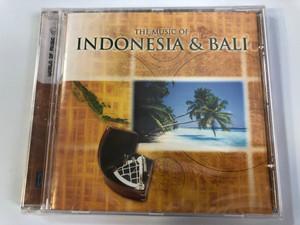 The Music Of Indonesia & Bali / Hallmark Audio CD 2003 / 704602
