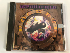 The Outfield – Rockeye / MCA Records Audio CD 1992 / MCAD-10476