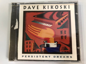 Dave Kikoski – Persistent Dreams / Triloka Records Audio CD 1992 / 320191-2