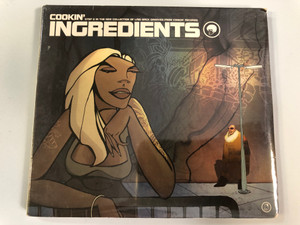 Ingredients Step 2 / Cookin' Step 2 In The New Collection Of Laid Back Grroves From Cookin' Records / Cookin' Records Audio CD 2001 / CKB02