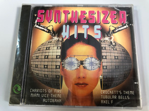 Synthesizer Hits / Chariots Of Fire, Miami Vice Theme, Autobahn, Crockett's Theme, Tubular Bells, Axel F / Wise Buy Audio CD 1996 / WB 869282