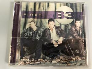 First - B3 / Hansa Audio CD 2002 / 74321 89504 2