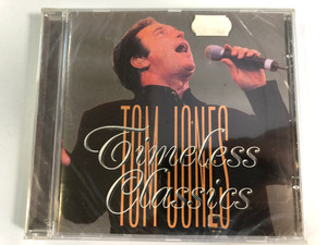 Tom Jones – Timeless Classics / Bellevue Entertainment Audio CD 1999 / 10333-2